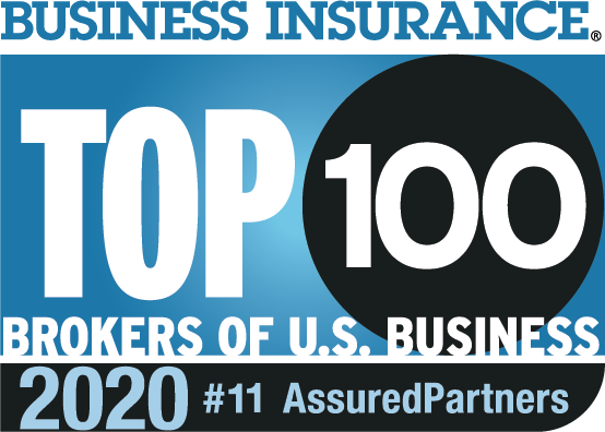 AssuredPartners 11th Largest Broker of US Business